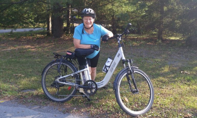 I Bought an Electric Bike Because Getting Older Sucks!