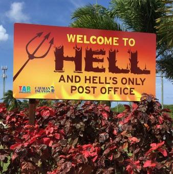Welcome to Hell / Grand Cayman