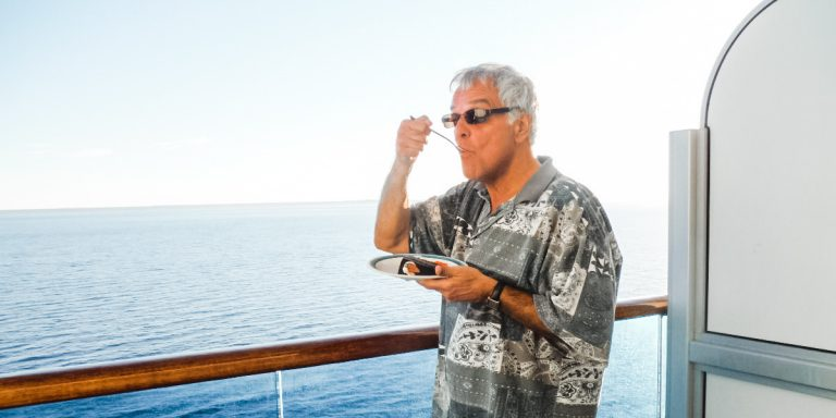 How to Not Gain Weight on a Cruise | My 4 Tips to Help you Along