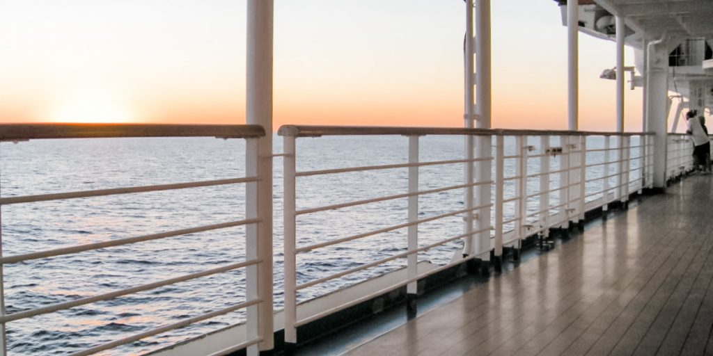 Promenade Deck - Emerald Princess