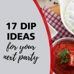 17 easy dip recipes