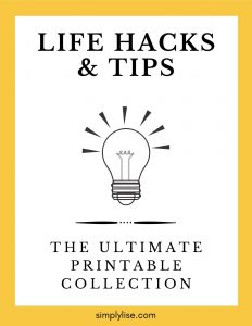 Life Hacks and Tips collection