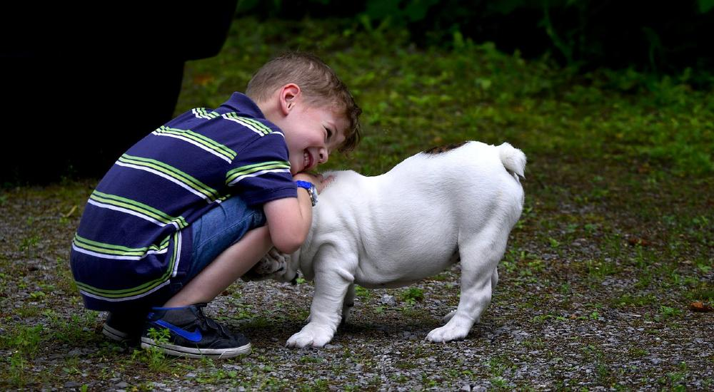 are dogs good for kids