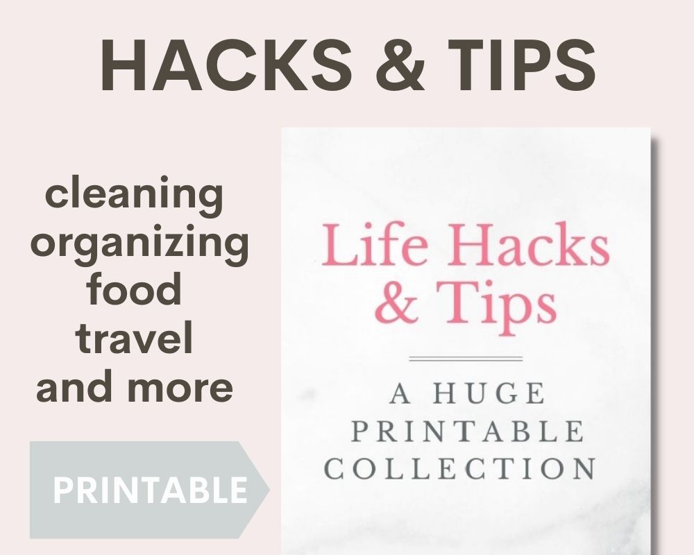 Hack and tips
